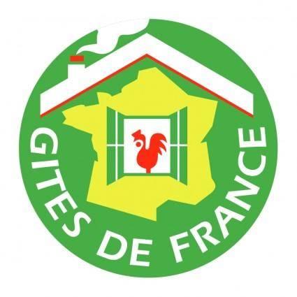 free vector Gites de france