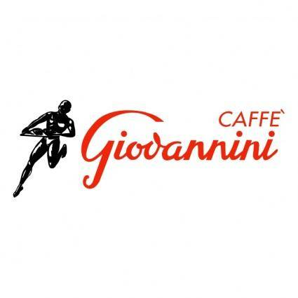 free vector Giovannini caffe
