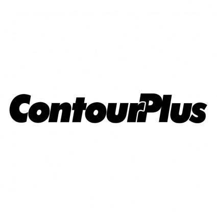 free vector Gillette contourplus
