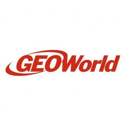 free vector Geoworld
