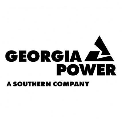 free vector Georgia power