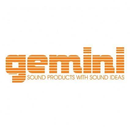 free vector Gemini 2