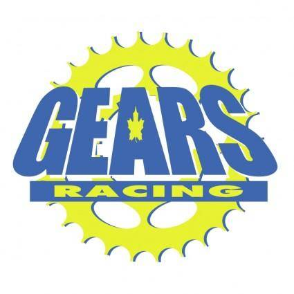 free vector Gears racing