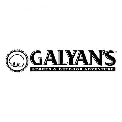 free vector Galyans