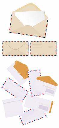 free vector Practical envelope vector