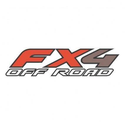 Fx4 off road