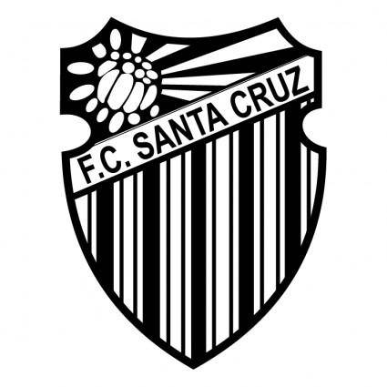 free vector Futebol clube santa cruz de santa cruz do sul rs