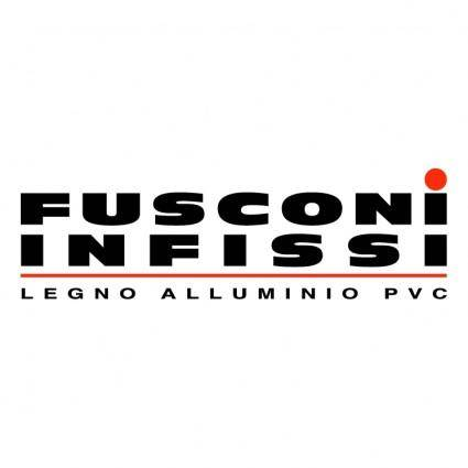 free vector Fusconi infissi