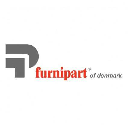 free vector Furnipart of denmark
