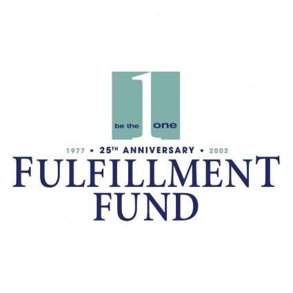 free vector Fulfillment fund