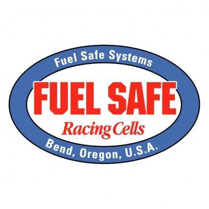 free vector Fuel safe racing cells