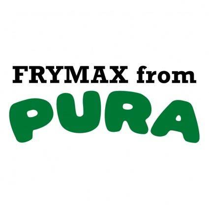 Frymax from pura