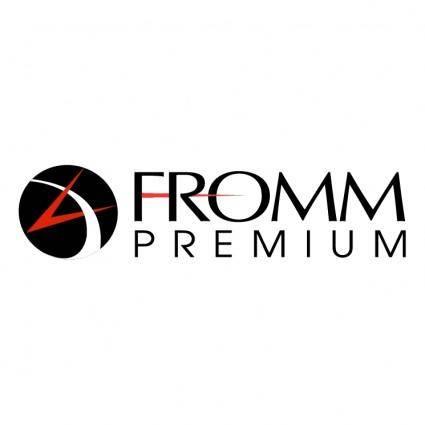 Fromm premium