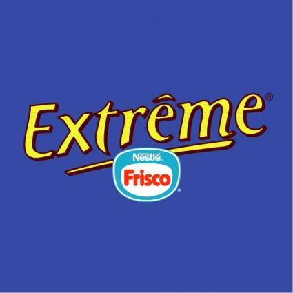 free vector Frisco extreme 0