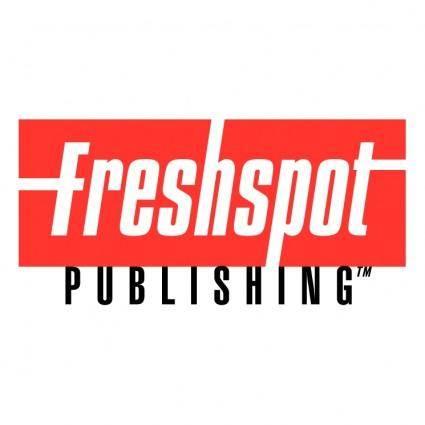 free vector Freshspot publishing