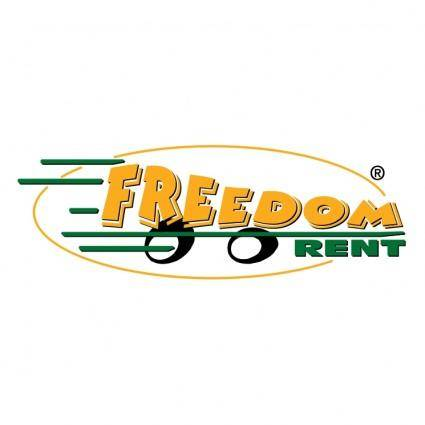 free vector Freedom rent