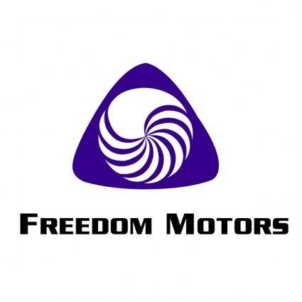 free vector Freedom motors