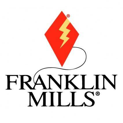 free vector Franklin mills