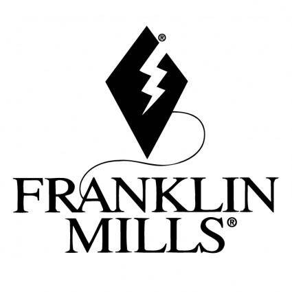free vector Franklin mills 0