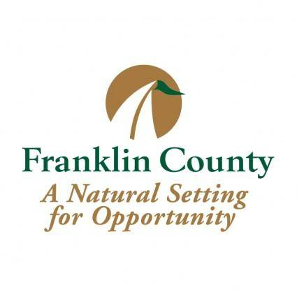 free vector Franklin county 0
