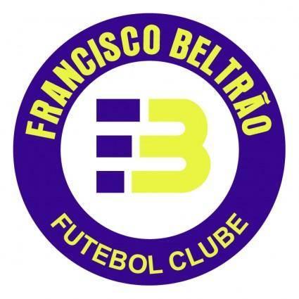 Francisco beltrao futebol clube de francisco beltrao pr