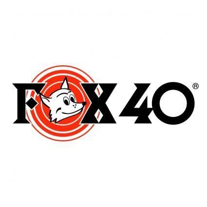 free vector Fox 40