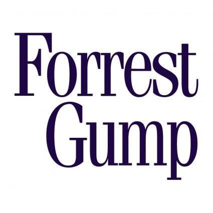 free vector Forrest gump