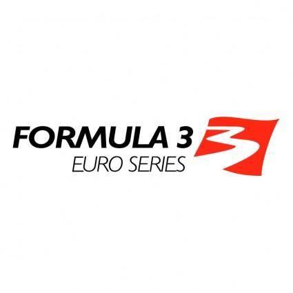 free vector Formula 3 euro series 2