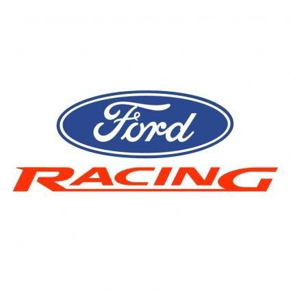 free vector Ford racing