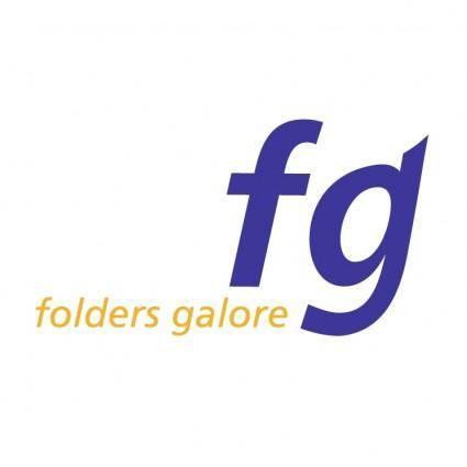 Folders galore