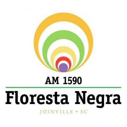 Floreta negra am