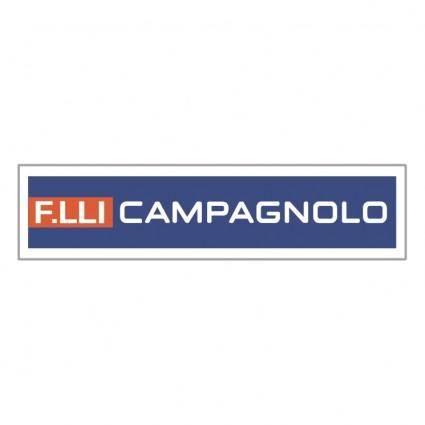 free vector Flli campagnolo