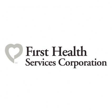 free vector First health services corporation