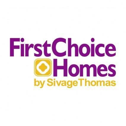 First choice homes