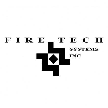 free vector Firetech systems
