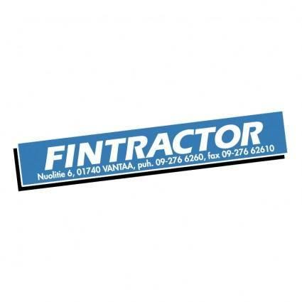 free vector Fintractor