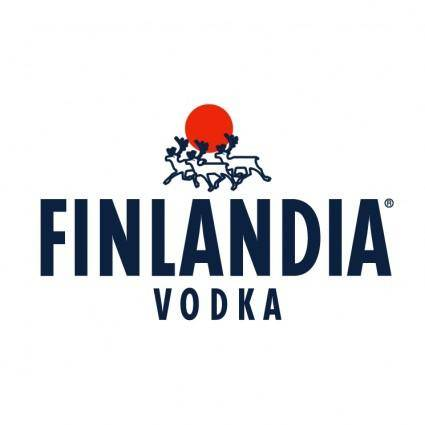 free vector Finlandia vodka 4