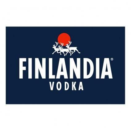 free vector Finlandia vodka 3
