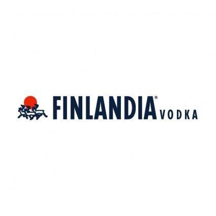 free vector Finlandia vodka 2