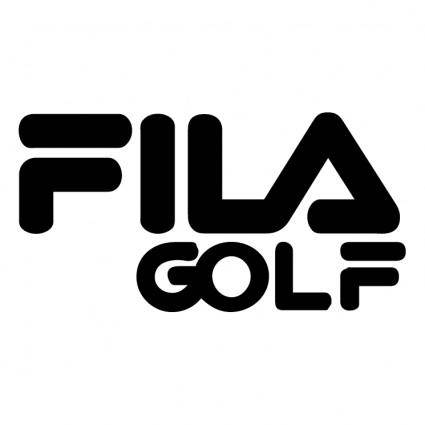 free vector Fila golf