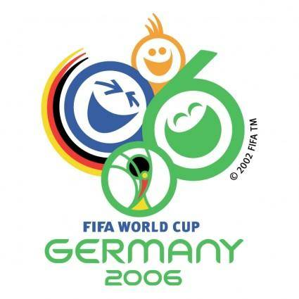 free vector Fifa world cup 2006 5