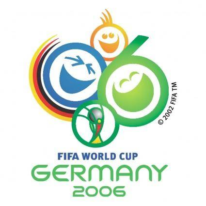 free vector Fifa world cup 2006 1