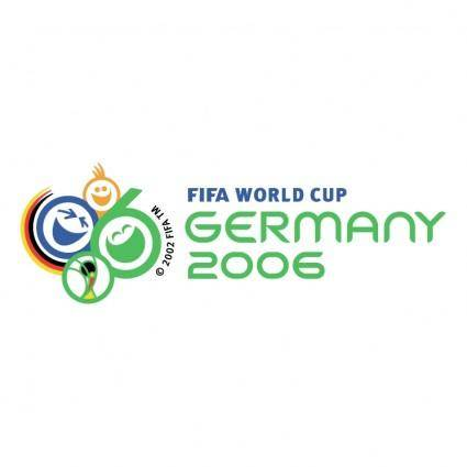 free vector Fifa world cup 2006 0