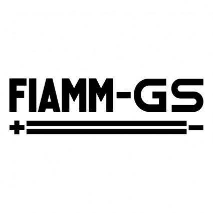 free vector Fiamm gs