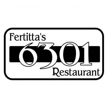free vector Fertittas restaurant