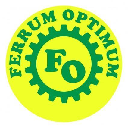 Ferrum optimum