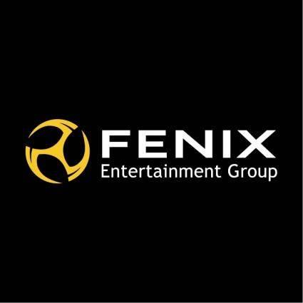 free vector Fenix entertainment group