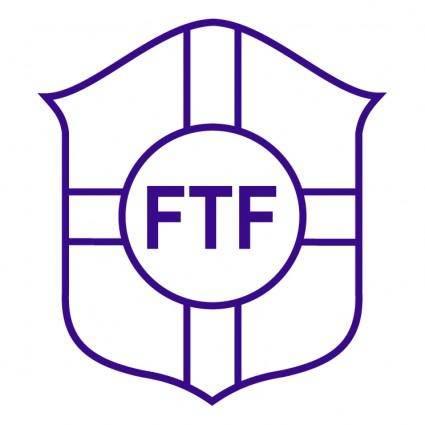 free vector Federacao tocantinense de futebol to