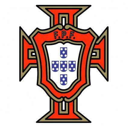free vector Federacao portuguesa de futebol