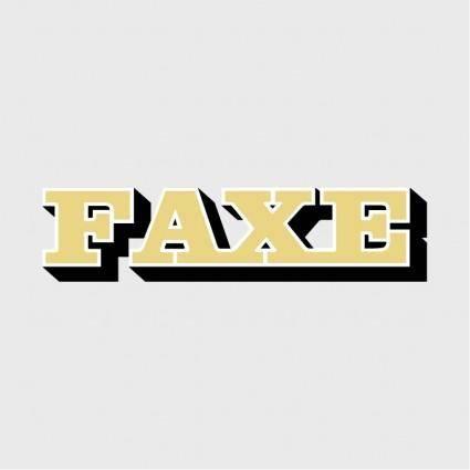 free vector Faxe